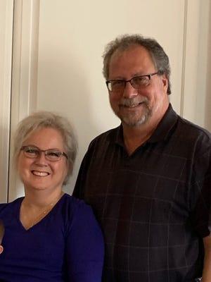 Pam and David Plesher