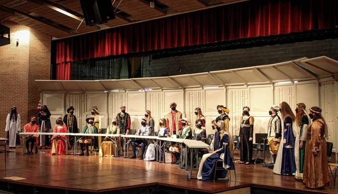 Ames High School's Madrigal Concert will have safety precautions in place this year.