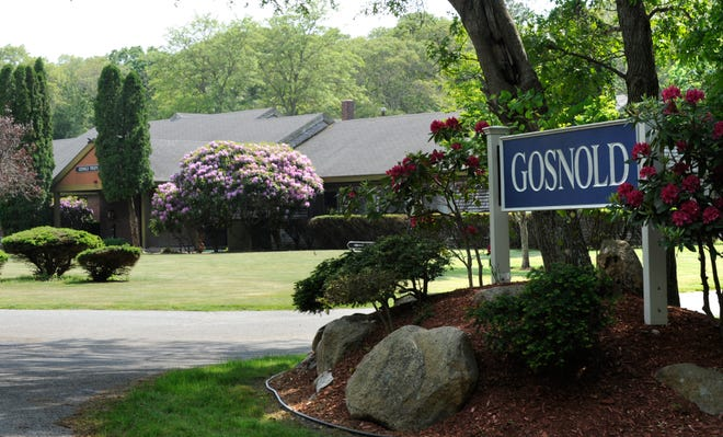The Gosnold Treatment Center in Falmouth had six staff members and seven patients test positive for the coronavirus between March and January, according to the facility. [RON SCHLOERB/CAPE COD TIMES FILE]
