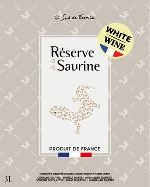 Reserve de la Saurine white