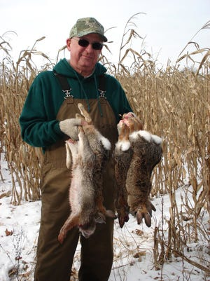 Rabbit hunting continues in Ohio through Feb. 28.