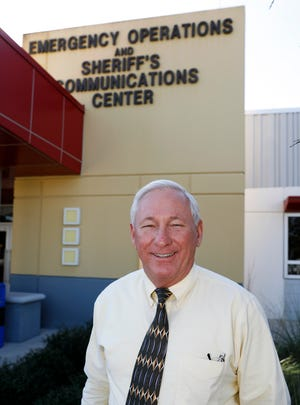 Jim Judge has been Volusia County's emergency management director since 2013, but his career in public safety has spanned 49 years. Judge is set to retire Friday.