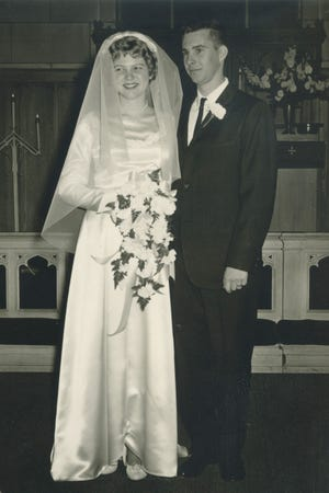 Dennis and Patricia Hudgel