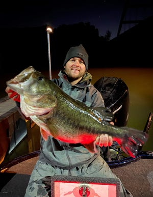For the second time in the new year, a ShareLunker bass has been pulled from Texas waters. This time, the 13.02-pound largemouth came from Lake Austin after C.J. Oates caught the big fish during a Jan. 14 night fishing trip.