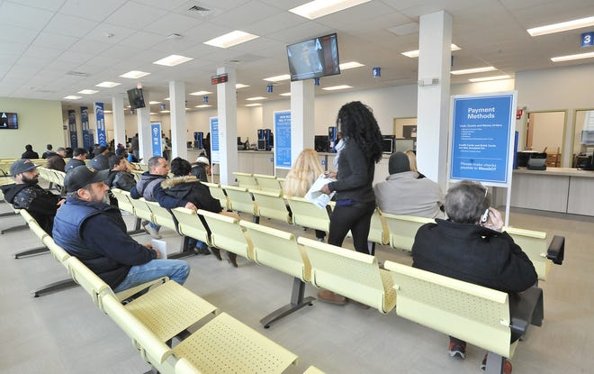 The Massachusetts Registry of Motor Vehicles will continue to offer designated Wednesday appointment hours for customers age 75 years or older through March.