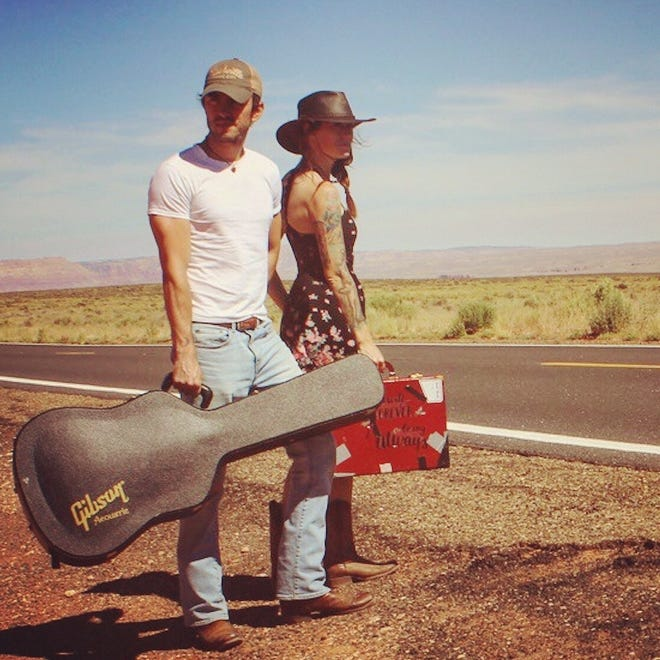 Seth and Sara will play Friday from 7-9 p.m. at Oklawaha Brewing Co. in Hendersonville. The traveling husband and wife play music with a rootsy kind of edge.