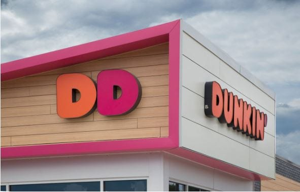A new Dunkin' Donuts location is proposed to open in Hendersonville at 2547 Chimney Rock Road, the former site of Sonic Drive-In.