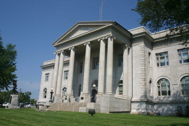 Leavenworth County Courthouse