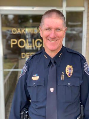 Oak Ridge Police Chief Robin Smith