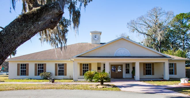 Dunnellon City Hall in Dunnellon.