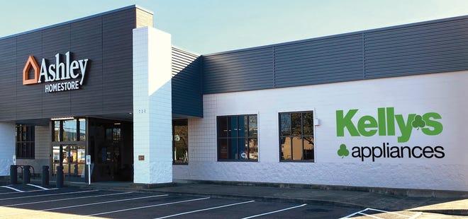 Kelly's new Corvallis store opened at 720 NE Circle Blvd.