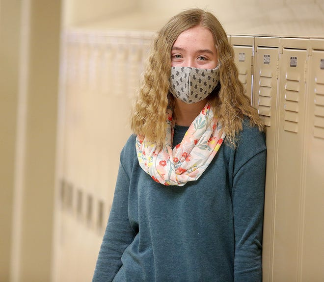 Hannah Teall is The Massillon Independent's Akron Children's Hospital Kid of Character for January. Teall is a student at Massillon Junior High School.
