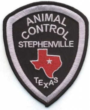 City of Stephenville Animal Control