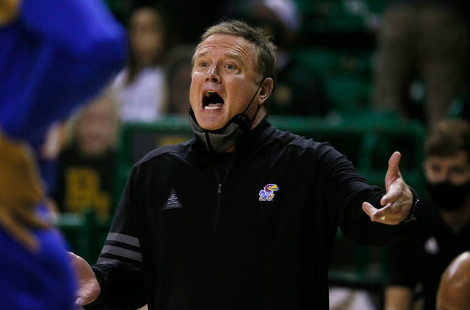 Kansas Jayhawks men's basketball coach Bill Self announced the addition of two walk-on players to his program on Monday.