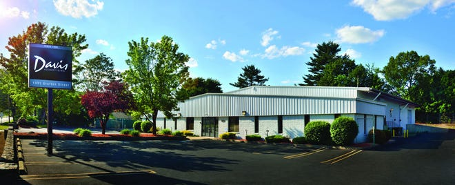 The 13,300-square-foot office building at 1331 Grafton St. was recently sold for about $2 million.