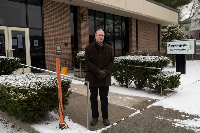 Stephen Adams, president of the Community Foundation of North Central Massachusetts in Fitchburg, has organized with state officials and homeless service providers to fill in the gaps of homeless care in North Central Mass.