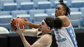 Tar Heels see improvements, hope to find higher gear moving forward