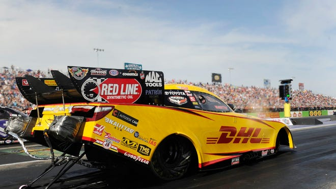 Funny car racing comes to the Texas Motorplex on March 26-27 as the Funny Car Chaos Championship Tour starts the 2021 season in North Texas.