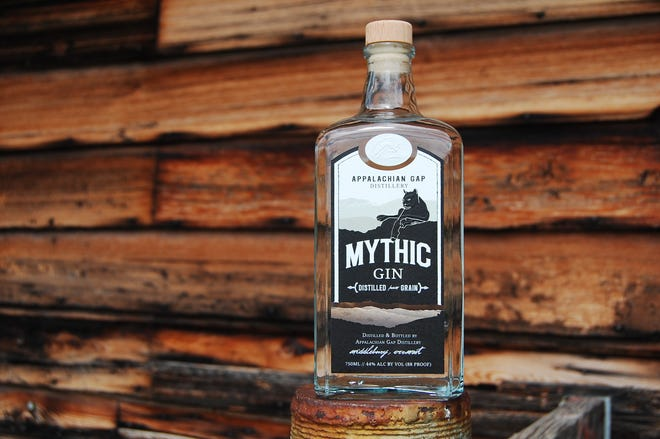 Appalachian Gap Distillery in Middlebury is working to become carbon neutral by the end of 2021.