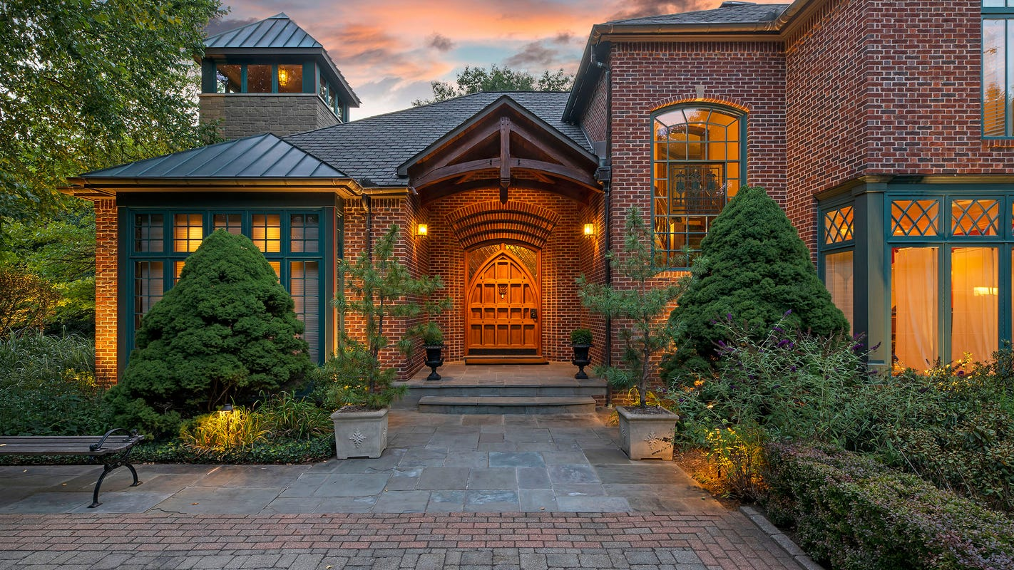 Calling $2.5M Ann Arbor home one of a kind doesn't do it justice