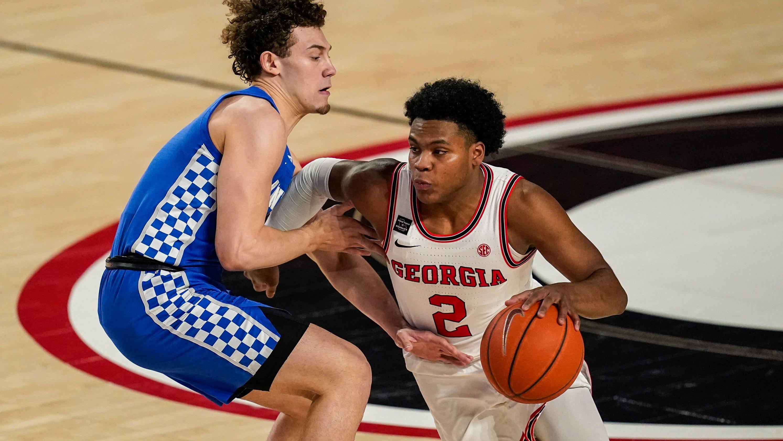 Transfer Sahvir Wheeler picks UK, so is the 2021-22 Kentucky basketball roster finished?