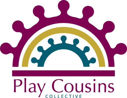 Play Cousins Family Network Collective is a family outreach organization in Louisville, which includes parent relief programming, the Mizizi Homeschool Co-op and more.