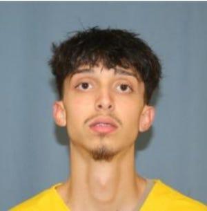 Jordan G. Jones, 21, of Milwaukee