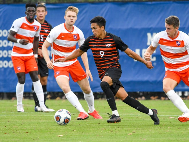 Virginia Tech striker Daniel Pereira is the No. 1 overall pick in the 2021 Major League Soccer SuperDraft. He's heading to expansion Austin FC.