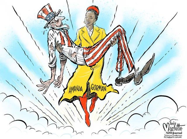 Cartoons Of The Week January 22