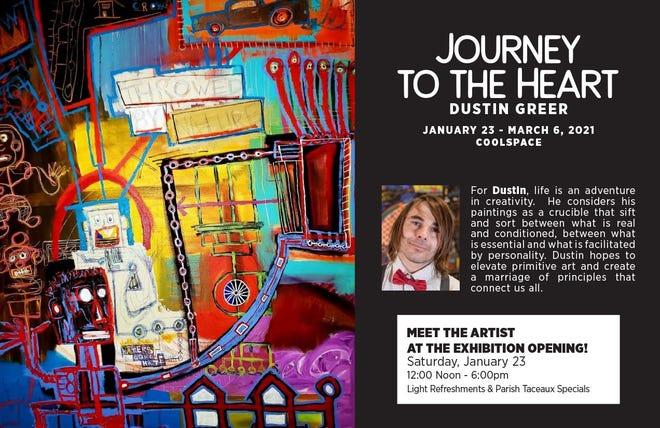 Journey to the Heart art exhibit