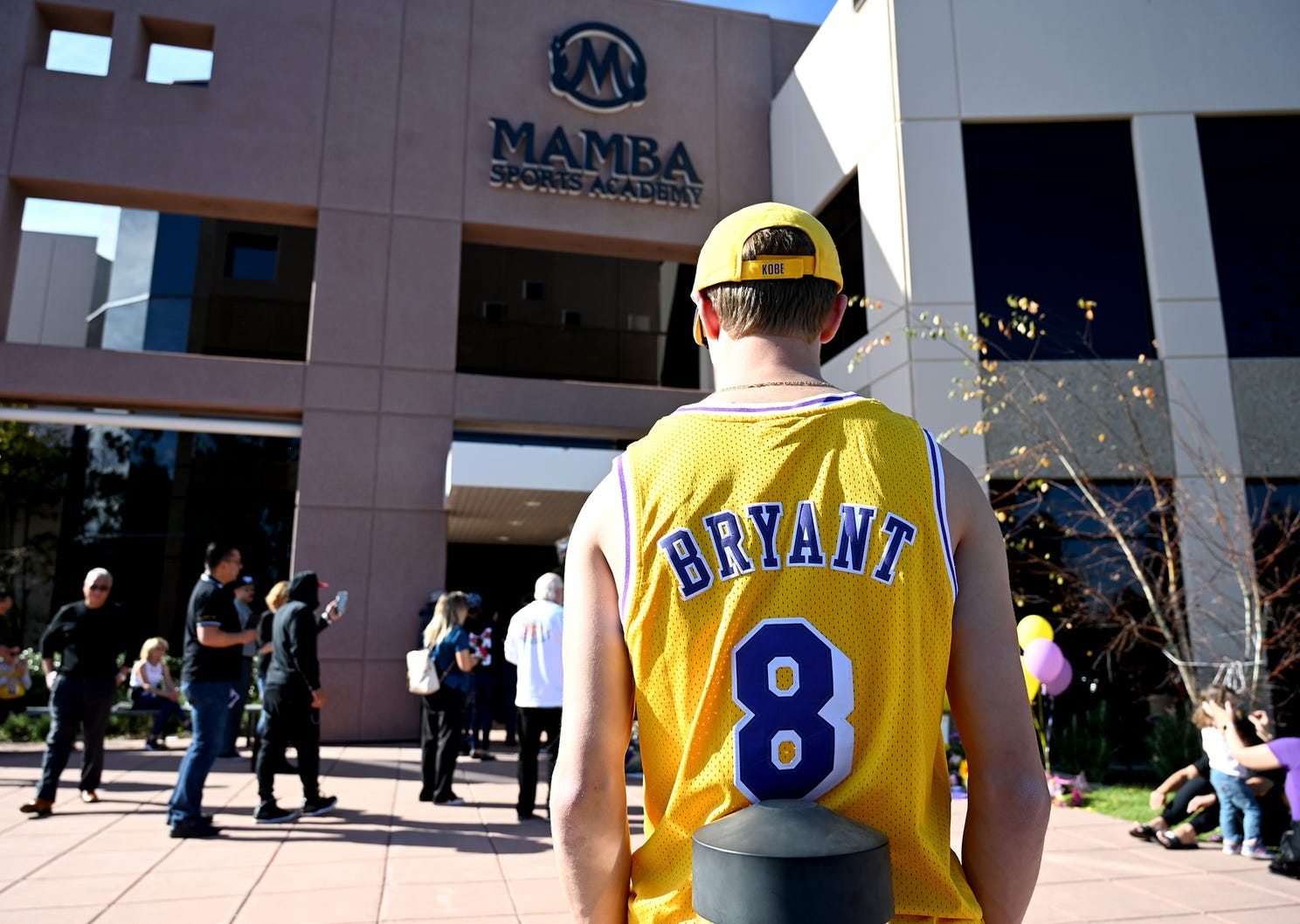 Kobe Bryant's Sports Academy Marks First Anniversary Kobe of his Death