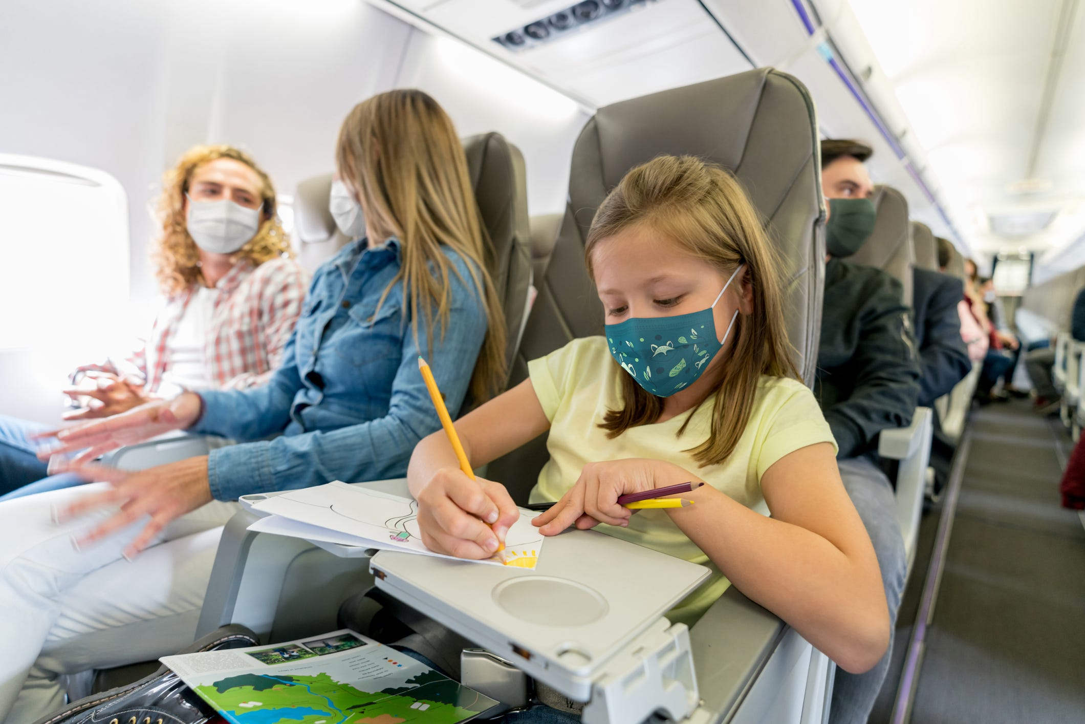 President Biden signs order mandating masks on planes: Will it reduce number of in-flight scofflaws?