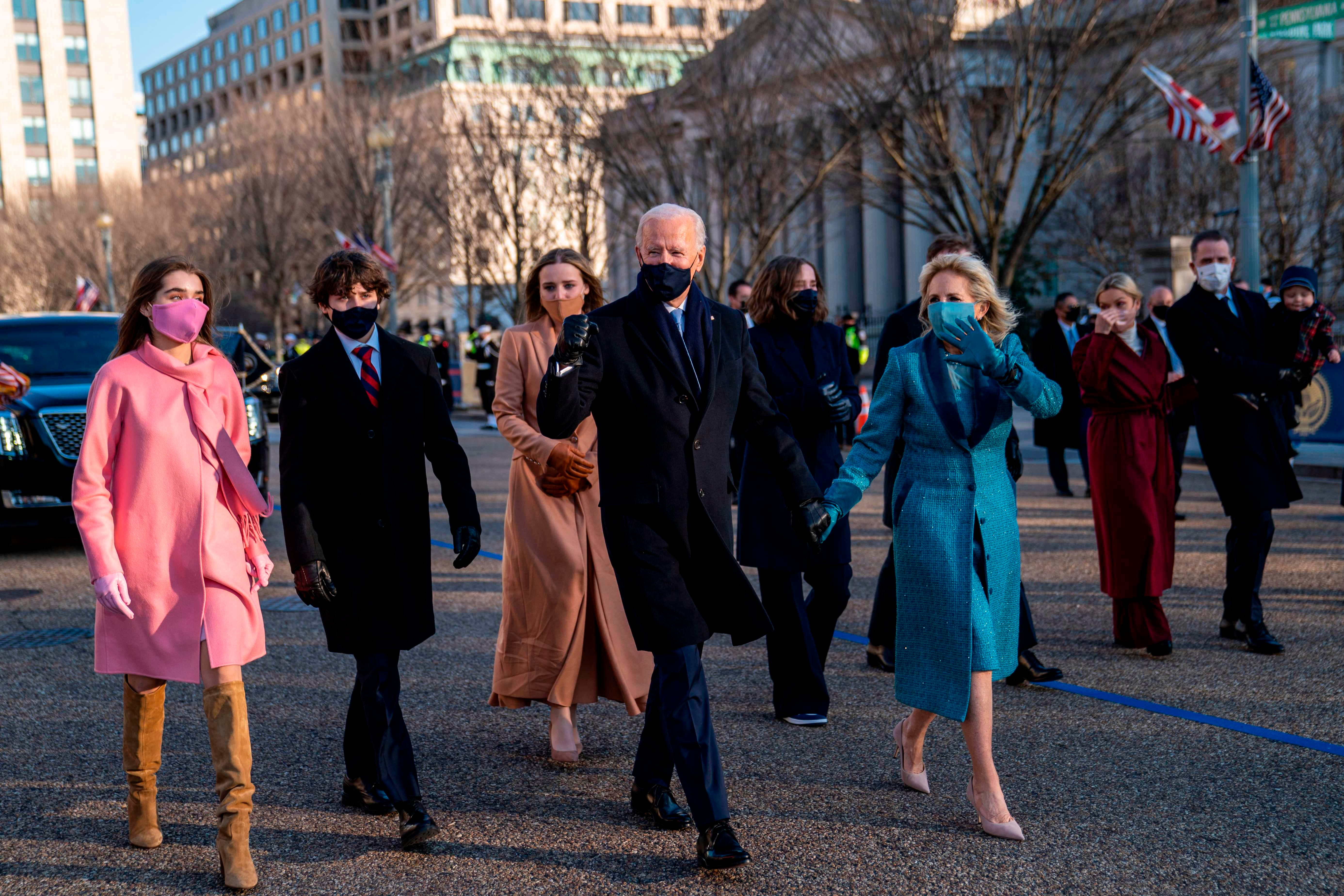 Meet the Bidens: A who s who of the new first family