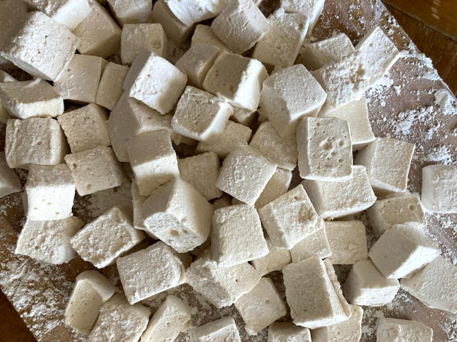 Homemade marshmallows are a family-friendly cooking project and are easier than you think to make.
