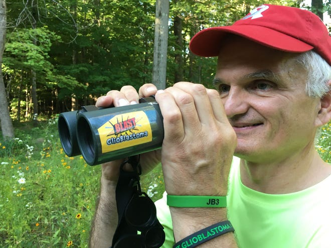 Dr. Joe Blanda, a recently retired orthopedic surgeon, is encouraging people to get out in nature for their physical and mental well-being.