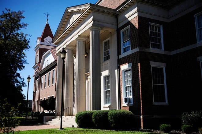 Burke County, with its courthouse in Waynesboro, is evaluating whether to join another judicial circuit rather than remain in the Augusta Judicial Circuit when Columbia County breaks off to form its own circuit.