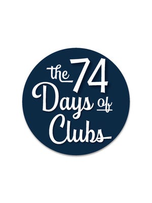74 Days of Clubs