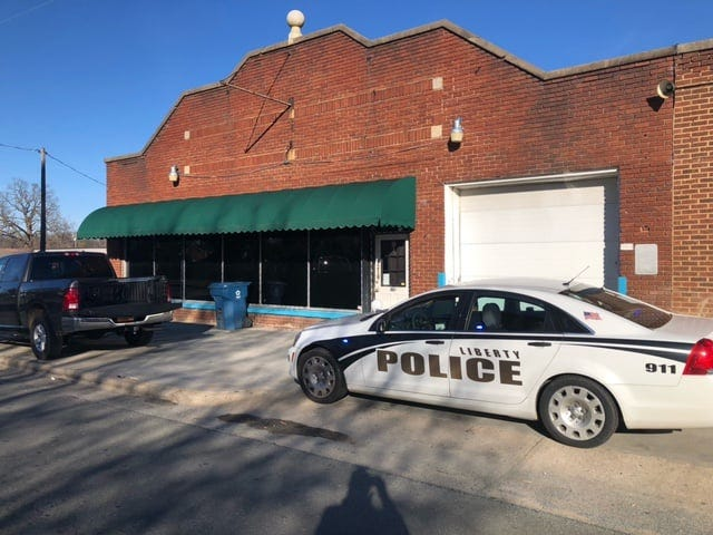 The Liberty Police Department and N.C. Alcohol Law Enforcement Division were involved in an investigation into Bonus Spins in Liberty.