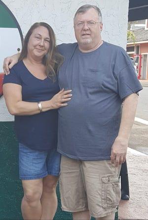 Mark and Janet Gatten