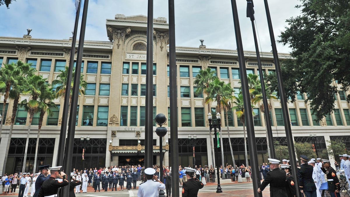 New Jacksonville chamber opens as business group for veterans, service members, families - The Florida Times-Union