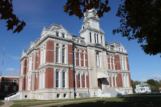 Historic Henry County Courthouse