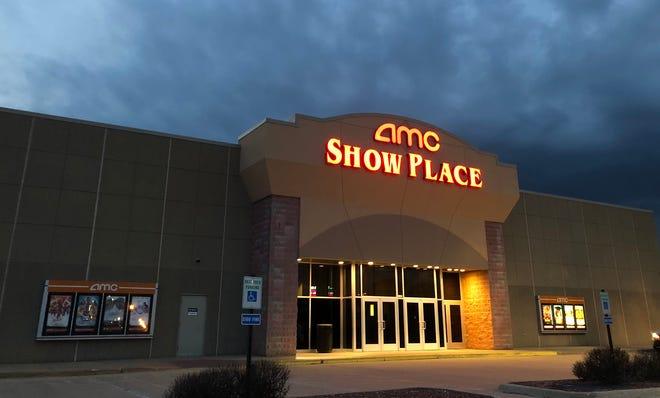 AMC Showplace Galesburg 8, 1401 W. Carl Sandburg Drive in Galesburg