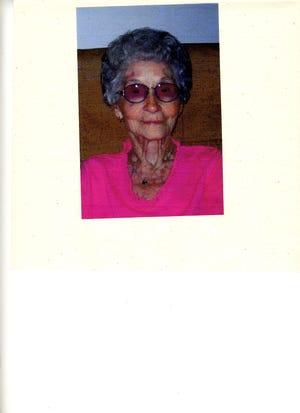 Jackie Garrelts 100th birthday