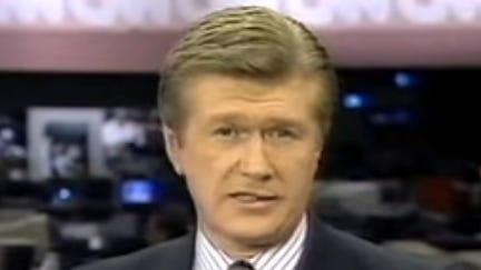 Former local anchorman Brian Christie dies