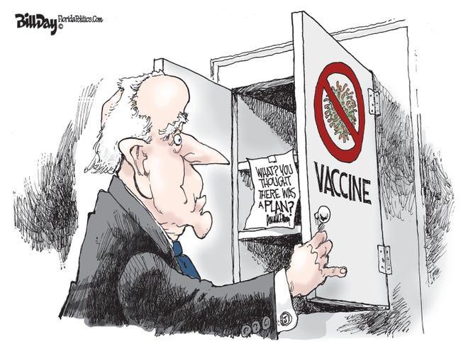 Today's editorial cartoon (Jan. 23, 2021)