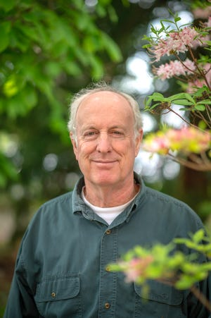 Entomologist and University of Delaware professor Doug Tallamy will give a lecture Monday hosted by the Preservation Foundation of Palm Beach about the importance of native plants for the life of insects and birds. PHOTO BY ROB CARDILLO