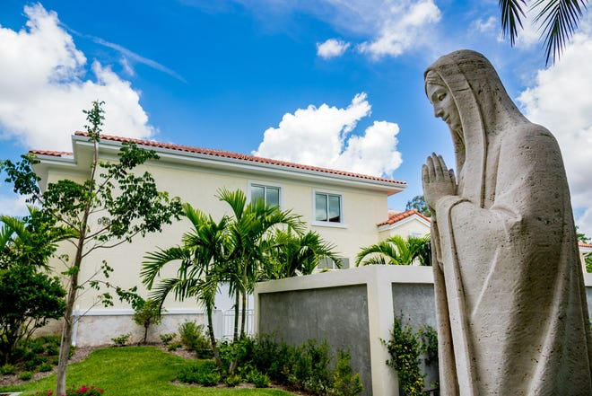The new parish hall on the grounds of St. Ignatius Loyola on June 18, 2019 in Palm Beach Gardens.