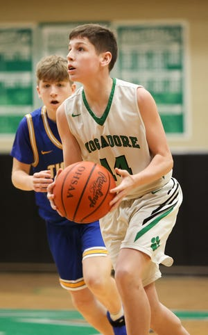 In a program not known for playing freshmen, ninth-grader Lucas Butler has started earning big minutes for the Wildcats.