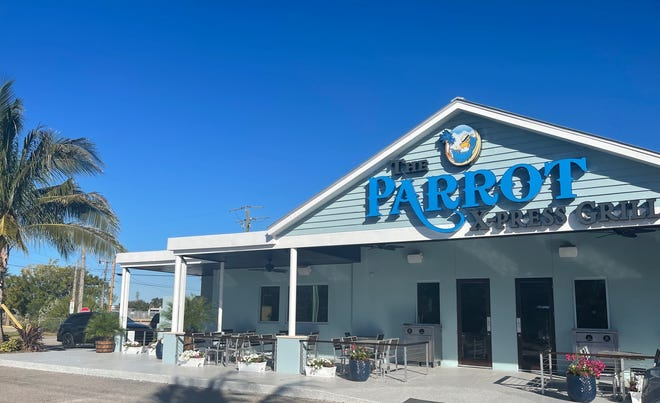The Parrot X-Press Grill, a new fast-casual concept from the Parrot Patio Bar & Grill owners, has opened in Sarasota.