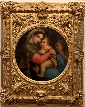 Blessed Virgin: Images of the Virgin Mary exhibit